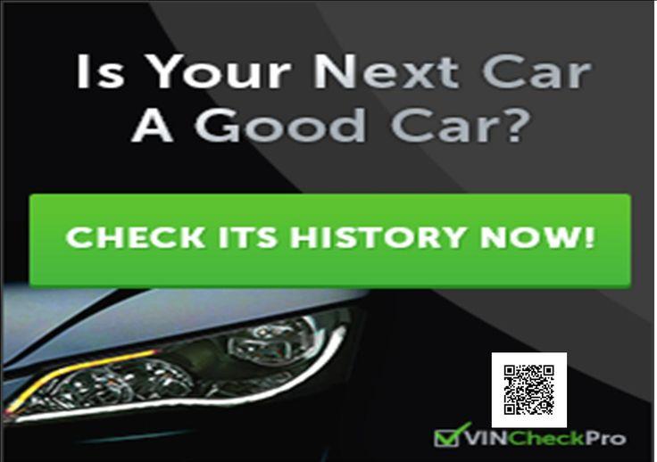 Run a VIN Check For Free. Enjoy Industry-Leading Results Now https://atknp23.accounts.clickbank.com/spotlightProfile.htm?f=mkt&v=vinchk