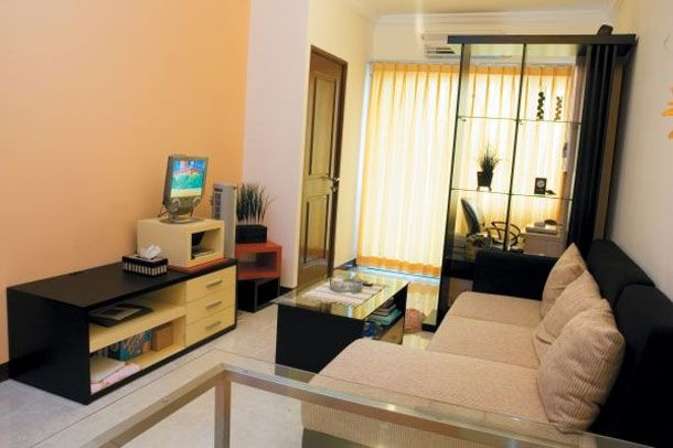 Interior rumah minimalis type 36 yang elegan interior for Design interior modern minimalis