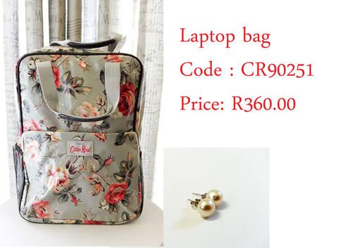 Buy Cotton Road laptop bag for R360.00