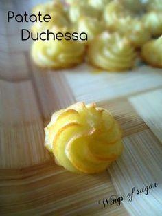 Patate duchessa ricetta