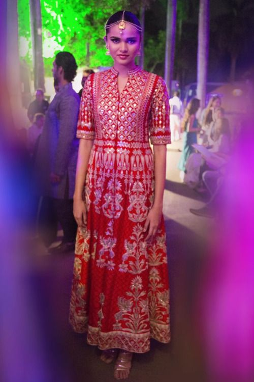 for the love of anarkali, strictly-indian-fashion: Anita Dongre - 'Weaves...