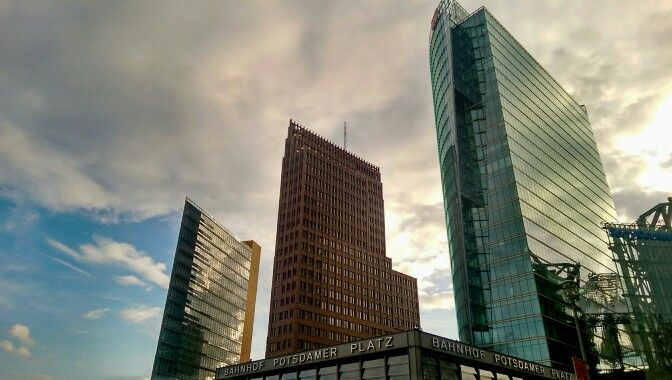 #Berlin #Potsdamerplatz shot on #HTCOneM8