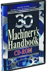 Erik Oberg - 831130989 - Machinery's Handbook, CD-ROM Upgrade - http://lowpricebooks.co/831130989-machinerys-handbook-cd-rom-upgrade/