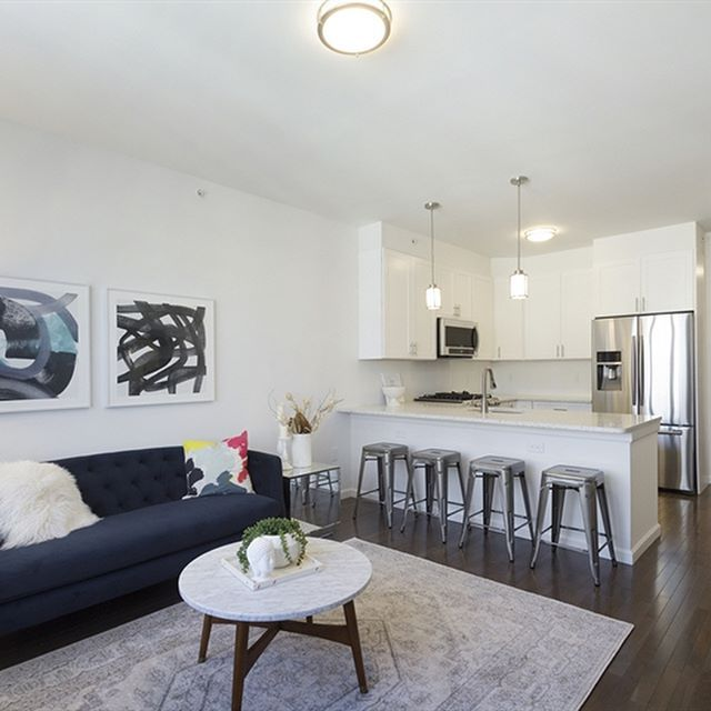 Just Rented 📍850 Newark Avenue, #4D, Jersey City $3000  Journal Square Neighborhood  We just rented this beautiful One Bedroom, One Bathroom apartment in a brand new construction boutique condominium building in the heart of trendy Journal Square.  What we love most about this area is the food, art and convenient commute to the city.  If you are in the area we recommend visiting @manacontemporary to get inspired spectacular art 🎨 , @modcupcoffee for coffee ☕️ and @square1jc 🍲for lunch…