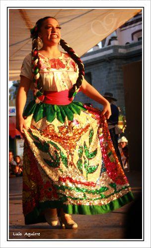 China Poblana | Flickr: Intercambio de fotos