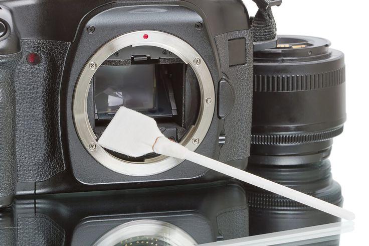 Come pulire il sensore della tua fotocamera reflex