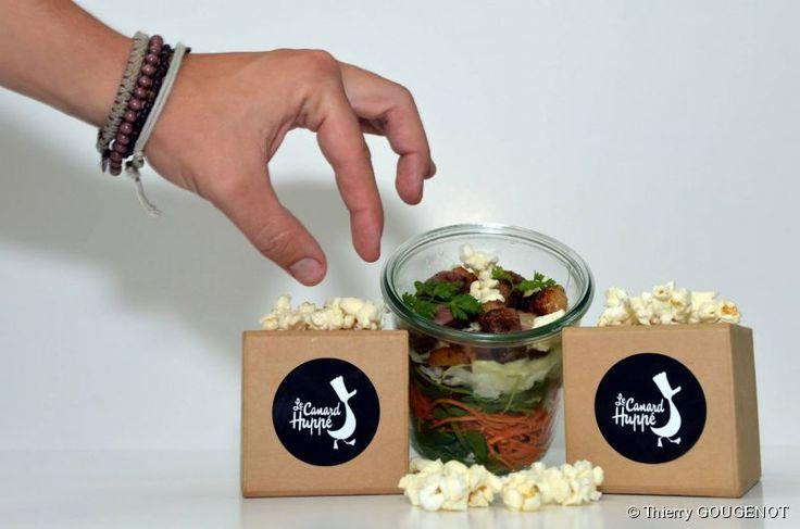 La salade L.C.H. du Canard Huppé