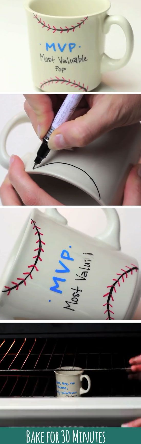 Most Valuable Pop | 12 DIY Fathers Day Gifts for Grandpa from Kids that he will love!