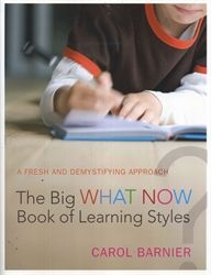 Big What Now Book of Learning Styles - Exodus Books