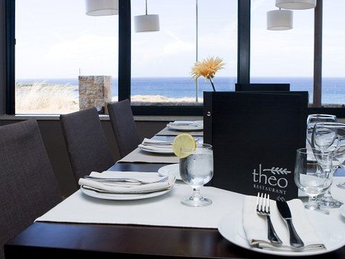 Check out theodosi Restaurant