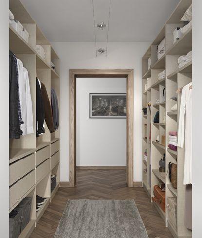 Vestidor box a medida armarios y vestidores pinterest - Disenar un armario ...