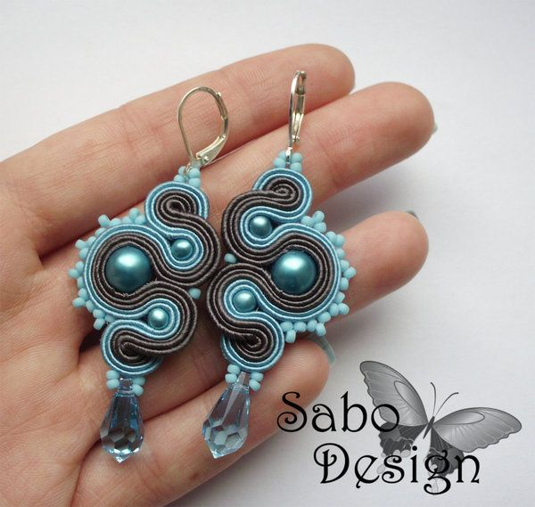Google Image Result for http://fc03.deviantart.net/fs70/i/2012/092/e/4/blue_dragons___soutache_earrings_by_samanthabossy-d4uq9e9.jpg