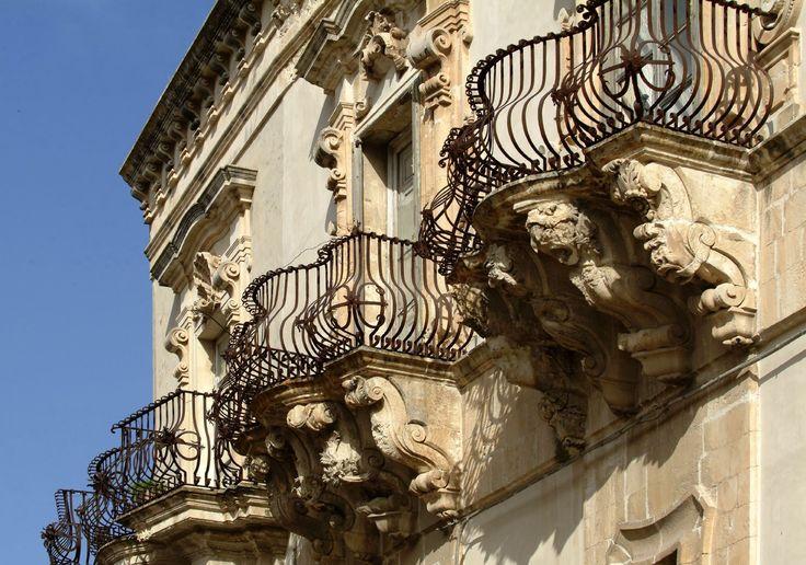 Scicli in Ragusa, Sicilia