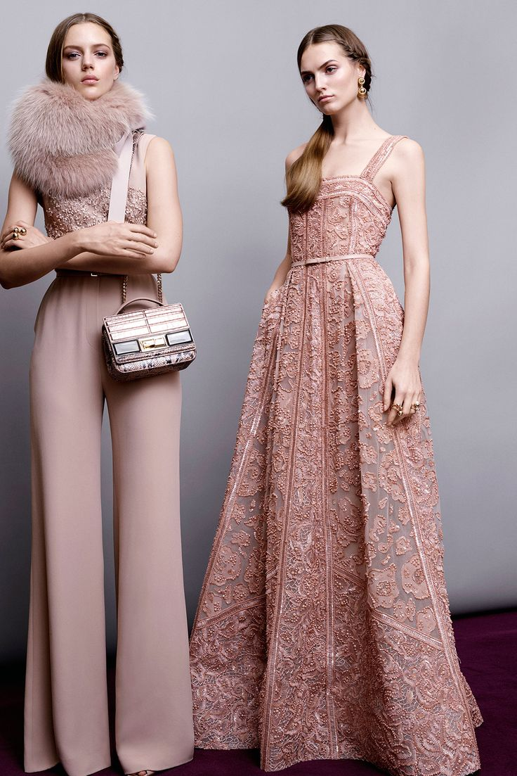 Elie Saab Pre Fall 2015 Collection: