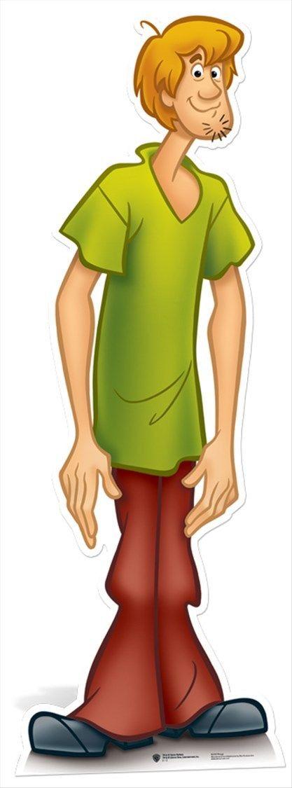 Starstills.com - Shaggy from Scooby-Doo Cardboard Cutout / Standee, £29.99 (http://www.starstills.com/shaggy-from-scooby-doo-cardboard-cutout-standee/)