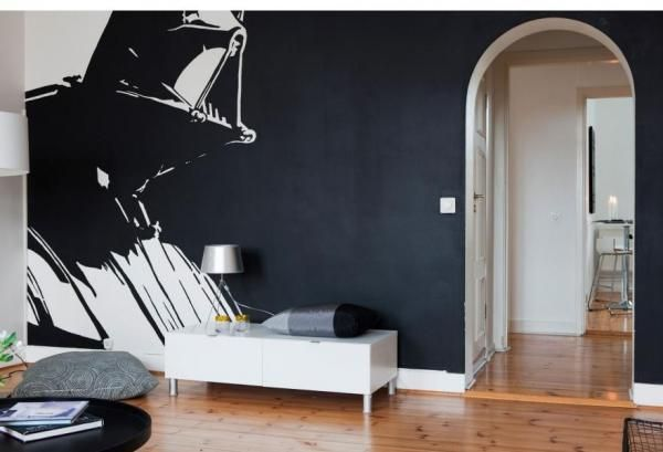 Star Wars Wall Mural…Awesome