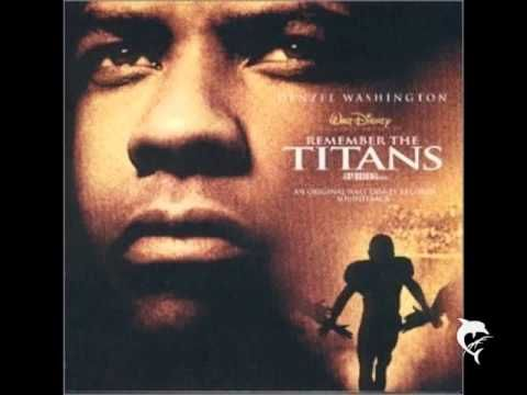 Remember The Titans - Trevor Rabin - Titans Spirit (Powerful, solemn)
