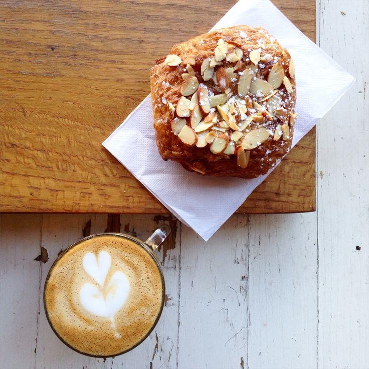 Na skok v Hewn bakery