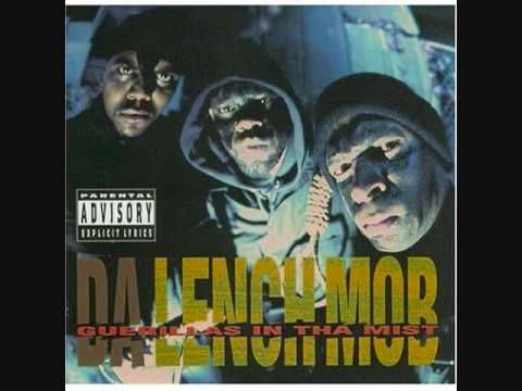 Da Lench Mob feat. Ice Cube - Guerillas In Tha Mist