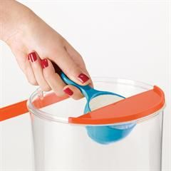 Flour Storage Container Necessities for your Kitchen! To shop go to:  http://www,youravon.com/mferguson1172