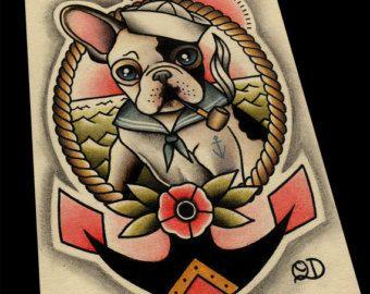 8 x 10 Tattoo-Print du bist ein Juwel von ParlorTattooPrints