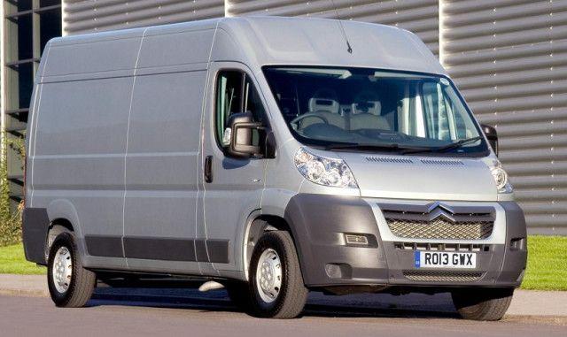 Citroën  New Relay Stop & Start Vans
