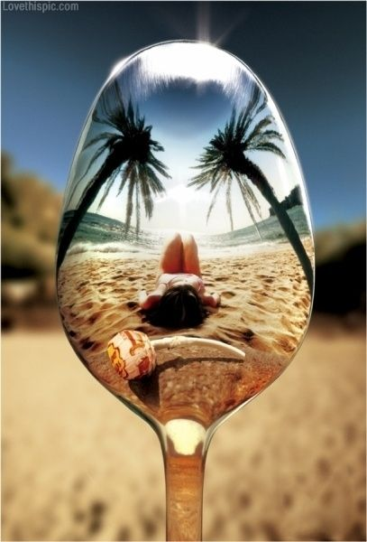 Beach Reflection Pictures, Photos, and Images for Facebook, Tumblr, Pinterest, and Twitter