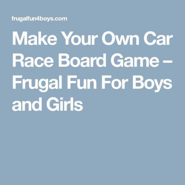 25+ Unique Homemade Board Games Ideas On Pinterest