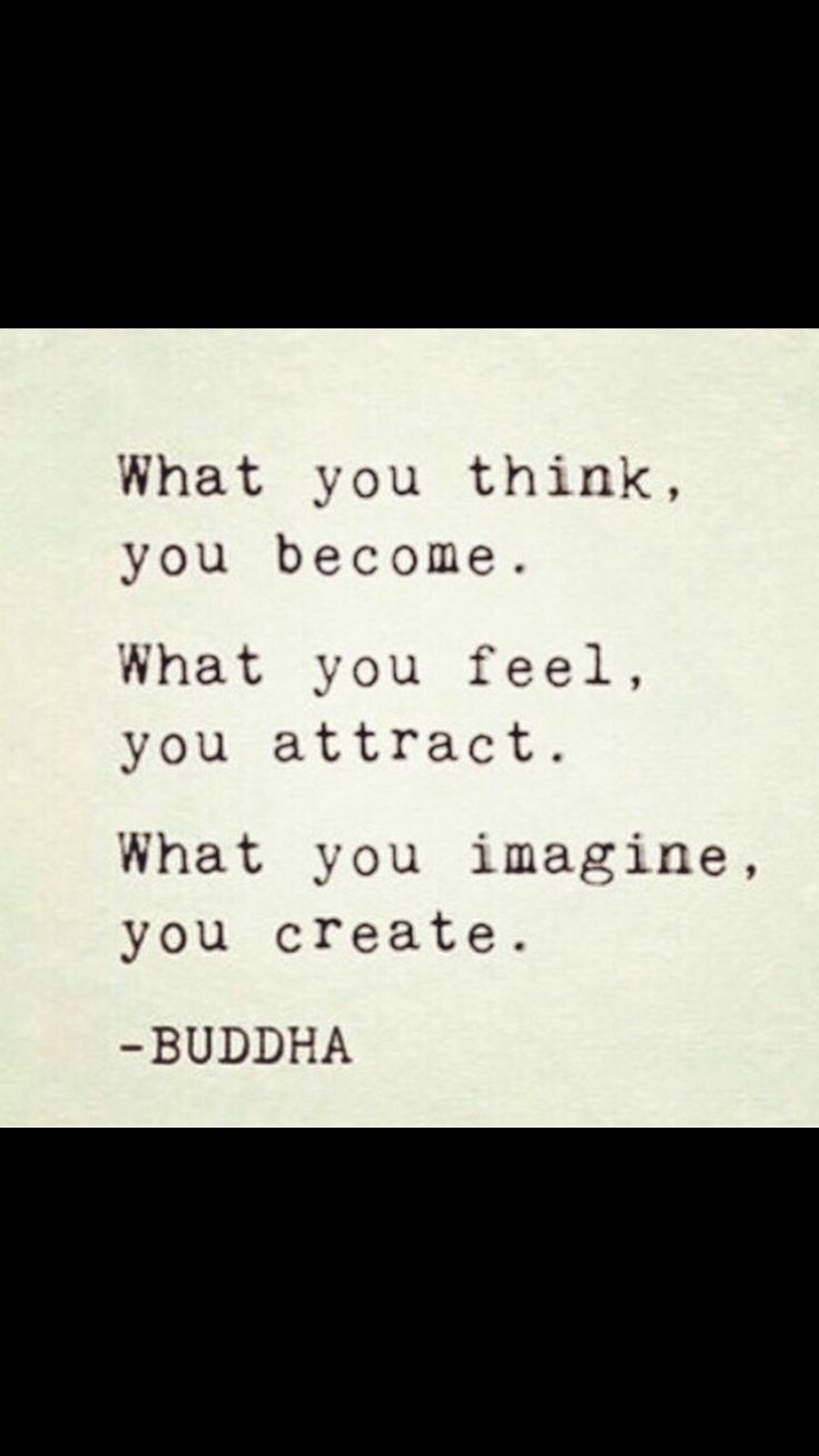 You cannot imagine how you will create a thought you are attracted to.