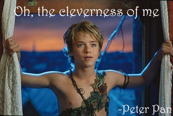 peter pan 2003 Stop being so effing cute!