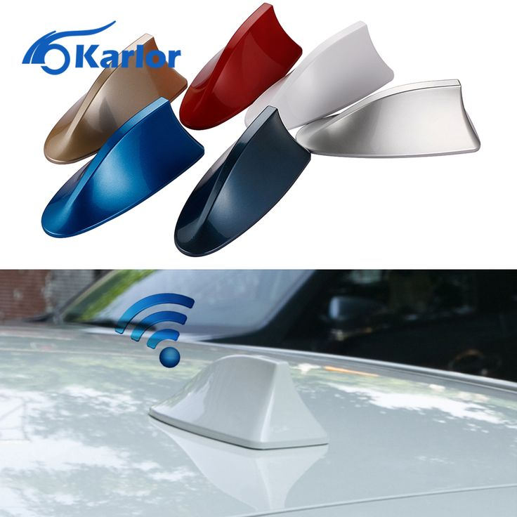 Auto radio shark fin mobil-styling antenan untuk volkswagen vw polo tiguan golf 4 5 6 7 mk4 Passat b5 b6 b7 Touran Bora Aksesoris