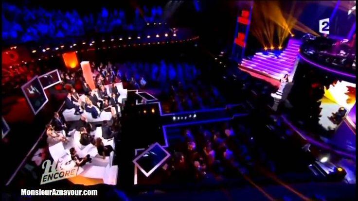 Anggun & Charles Aznavour - Les feuilles mortes - Prévert / Kosma / Mont...