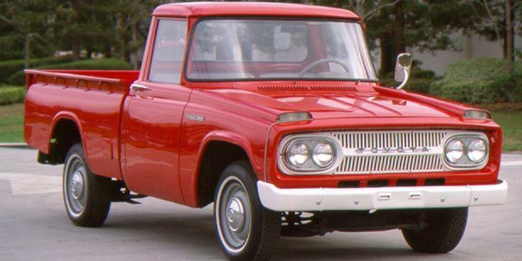 1965 Toyota Stout