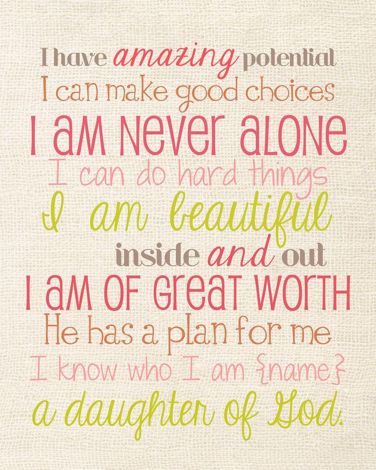 Daughter Of God Quotes Quotesgram