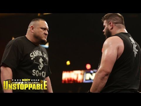 #SamoaJoe has arrived in #NXT | #WWE