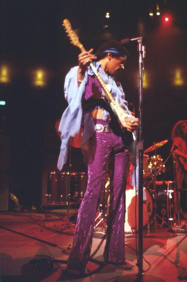 Jimi Hendrix | Purple Haze