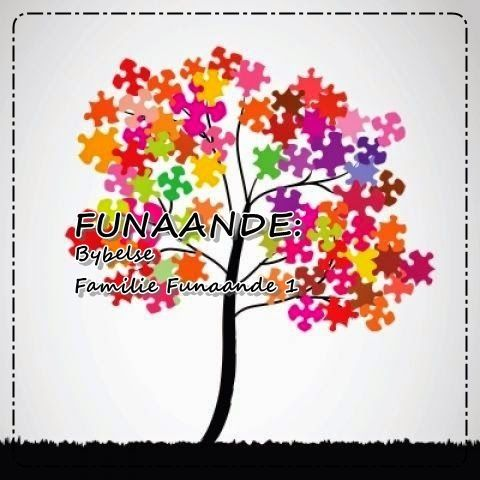 Funaande - Bybelse Familie Funaand 1