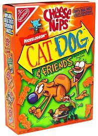 [One of my favorite snacks] CatDog Cheese Nips