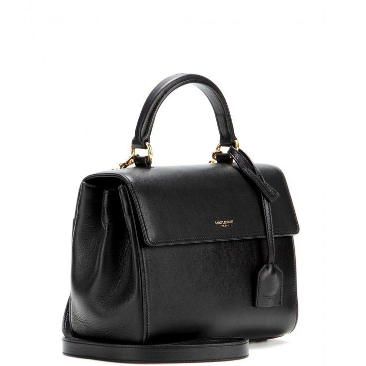 Saint Laurent - Moujik Small leather tote