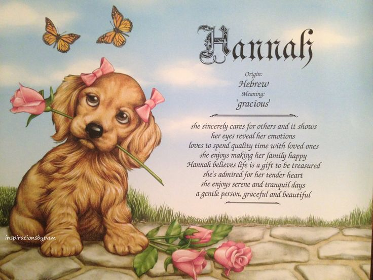 The 25 best hannah name meaning ideas on pinterest biblical hannah first name meaning art print name by inspirationsbypam negle Choice Image