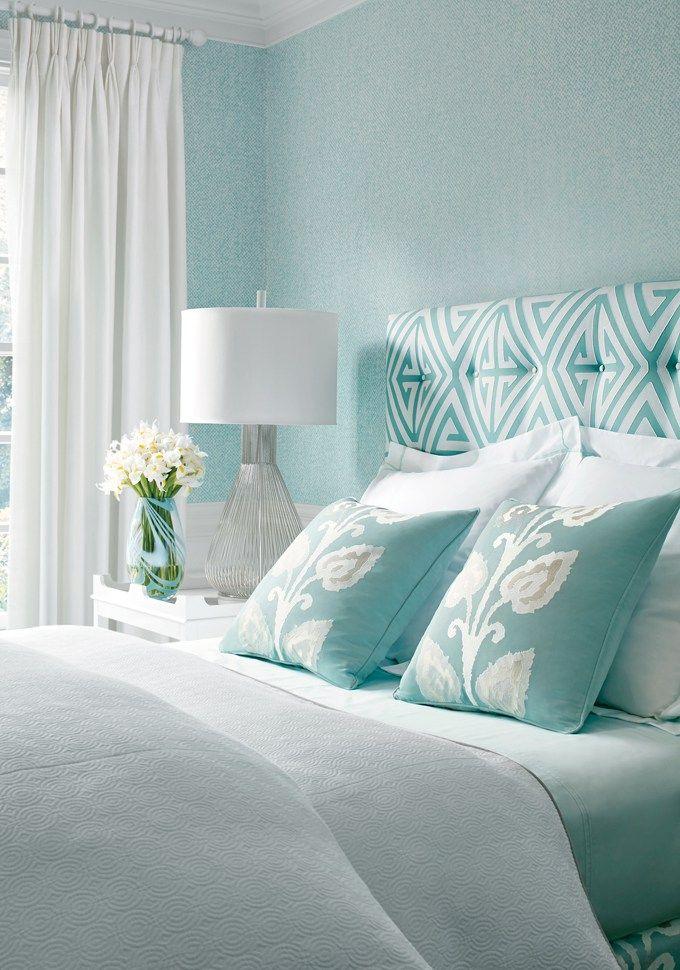 Turquoise Interior Design Inspiration