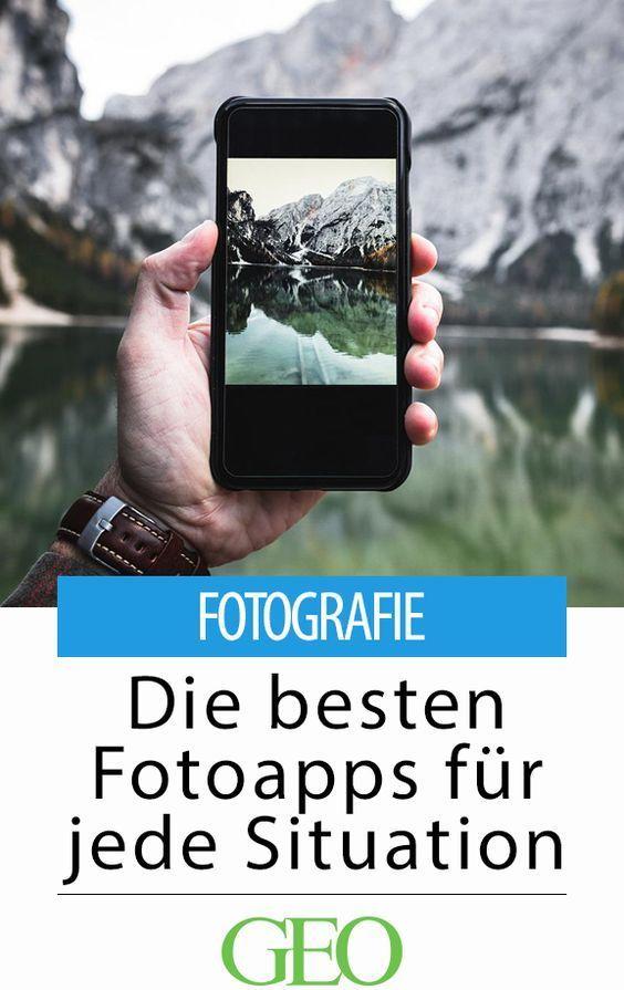 Die besten Foto Apps für iPhone & Android 2017