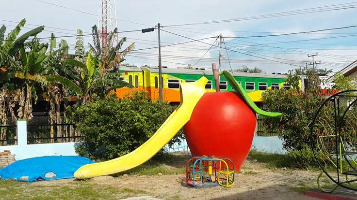 Sibinuang Train (KA Sibinuang) Jati Padang (2) https://youtu.be/XwKexlnMpyo