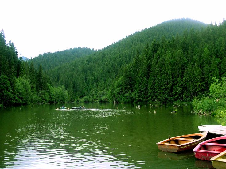 Red Lake, Harghita County, Romania