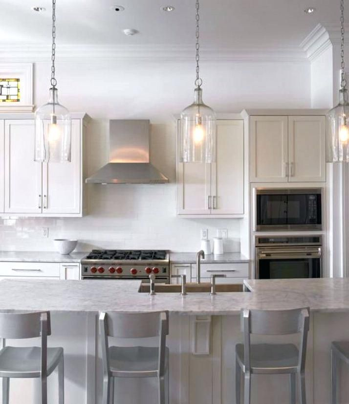 Showy Kitchen Pendant Lighting Over