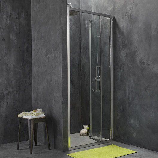 Les 25 meilleures id es de la cat gorie porte de douche - Porte de douche pliante 70 cm ...