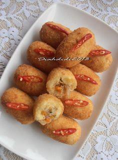 Diah Didi's Kitchen: Kroket Singkong
