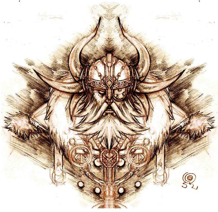 mitologia nordica - Pesquisa Google                              …