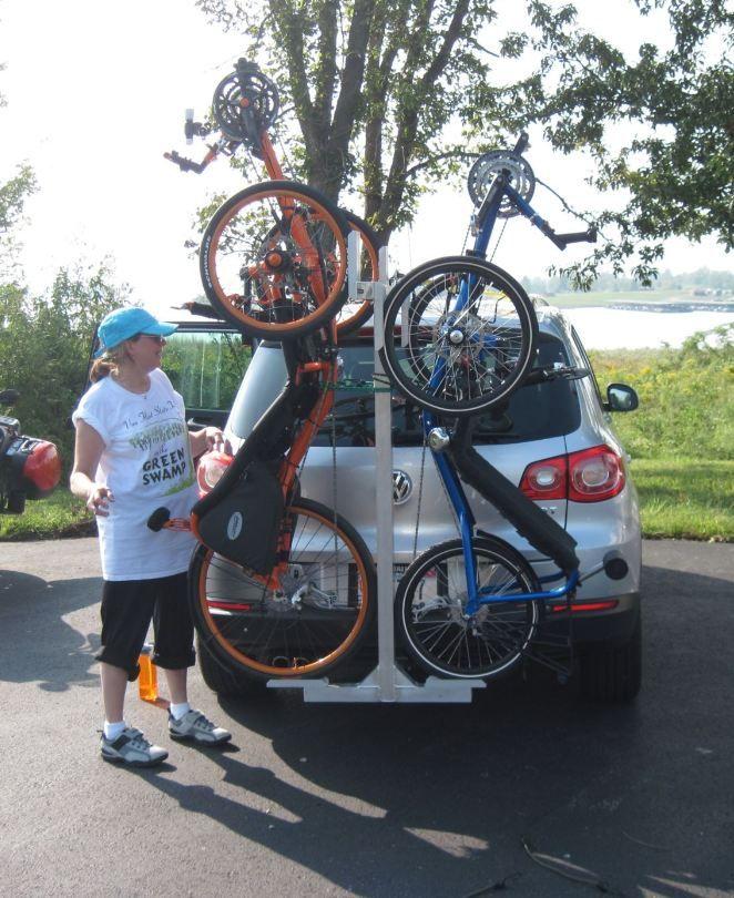 Car Bike Rack in General Discussion Forum