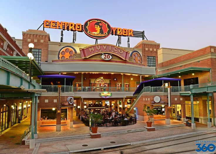 Ybor City. Get information on the area's history, its cigars, interesting attractions, and landmarks to see on a visit to historic Ybor City Florida.
